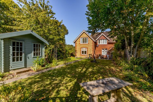 Thumbnail Semi-detached house to rent in St. Marys Cottages, The Street, Frensham