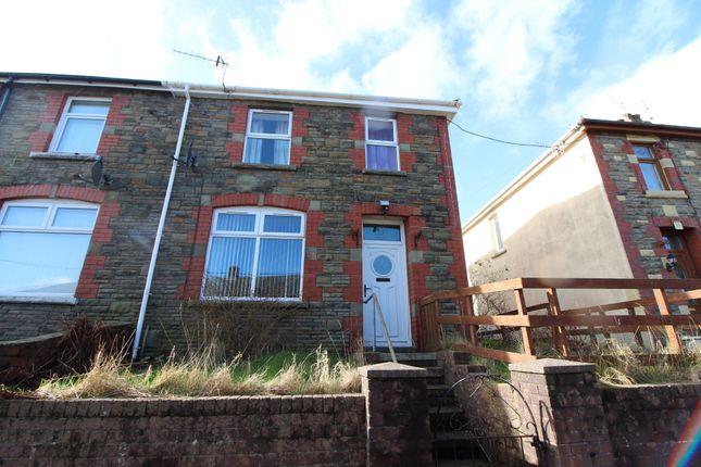 End terrace house for sale in Gelynos Avenue, Argoed, Blackwood