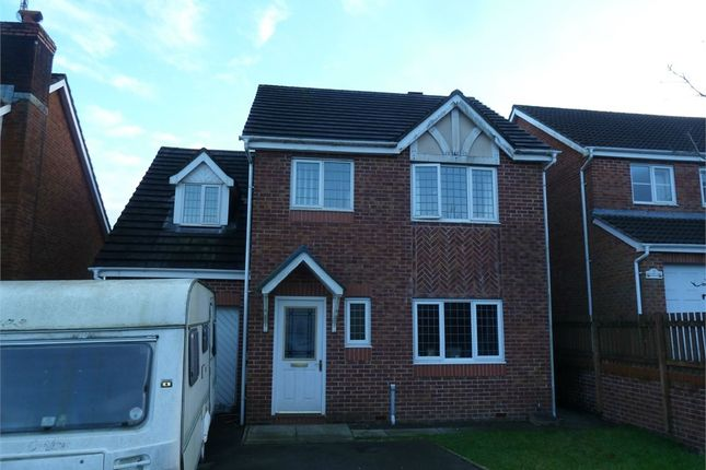 Thumbnail Detached house for sale in Cwrt Y Fedwen, Cwmfelin, Maesteg, Mid Glamorgan
