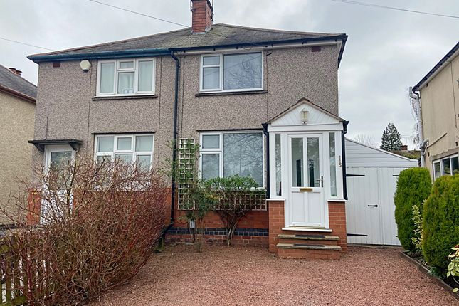 2 bed semi-detached house for sale in Hawkes Mill Lane, Allesley, Coventry CV5