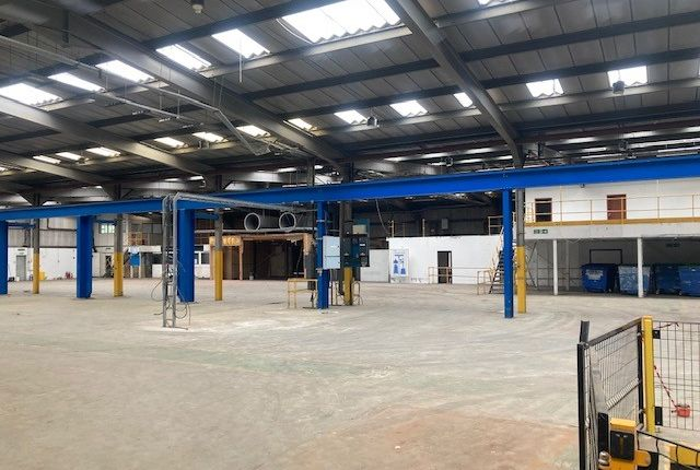 Thumbnail Industrial to let in Lodge Way, Northampton