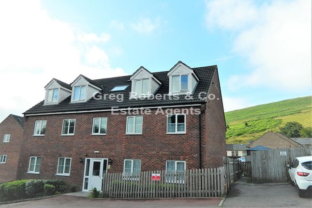Thumbnail Flat for sale in Pidwelt Rise, Pontlottyn, Caerphilly County.