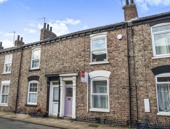 Thumbnail Flat for sale in Hampden Street, York