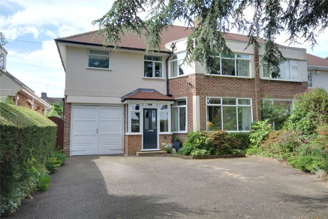Thumbnail Semi-detached house for sale in West Park Lane, Worthing, West Sussex