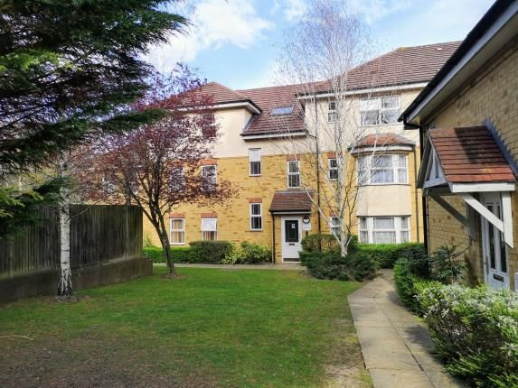 Thumbnail Flat for sale in Green Dragon Court, Strathmore Avenue, Luton, Bedfordshire