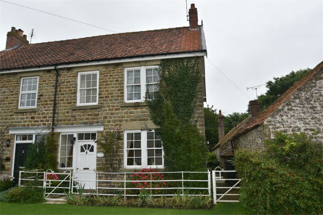 Thumbnail Cottage to rent in Main Street, Levisham, Pickering