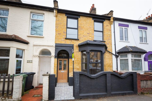 Thumbnail Terraced house to rent in Lynmouth Road, London