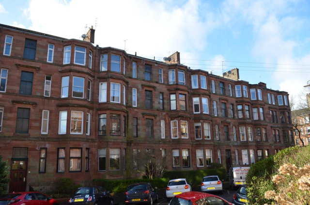 Thumbnail Flat to rent in 2/2 43 Dudley Drive, Hyndland, Glasgow, 9Rr