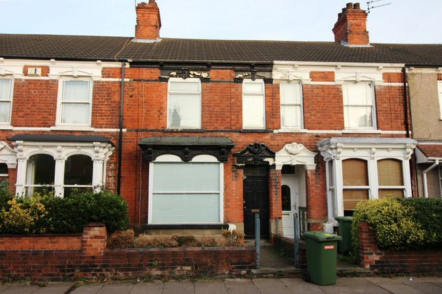 Thumbnail Terraced house for sale in Farebrother Street, Grimsby, South Humberside