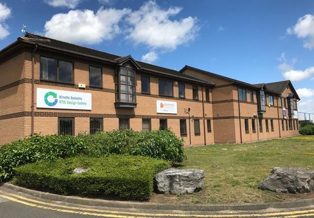Thumbnail Office to let in Parkway Business Centre, Office D, First Floor, Parkway, Deeside Industrial Park, Deeside, Flintshire