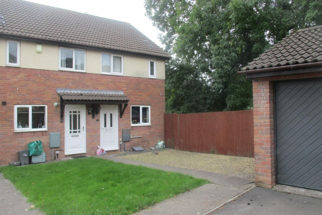 End terrace house to rent in Heol Draenen Wen, Culverhouse Cross, Cardiff