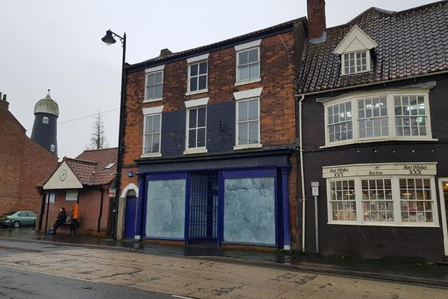 Thumbnail Retail premises to let in Market Place, Barton-Upon-Humber, North Lincolnshire