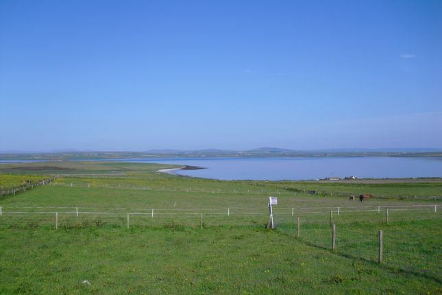 Thumbnail Land for sale in Halley Road, Deerness, Orkney