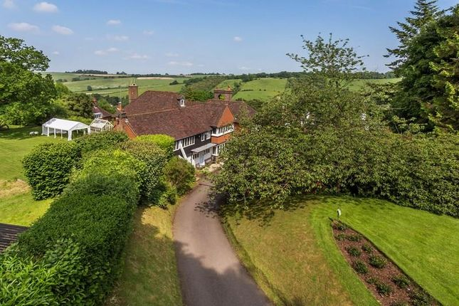 Thumbnail Detached house for sale in Upper Court Road, Woldingham, Caterham