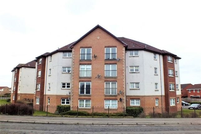 Thumbnail Flat to rent in Lochranza Court, Carfin, Motherwell