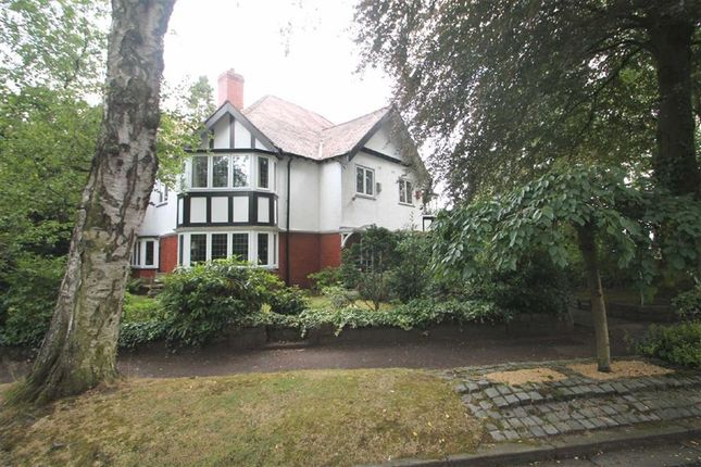 Thumbnail Semi-detached house for sale in Grange Road, Eccles, Manchester