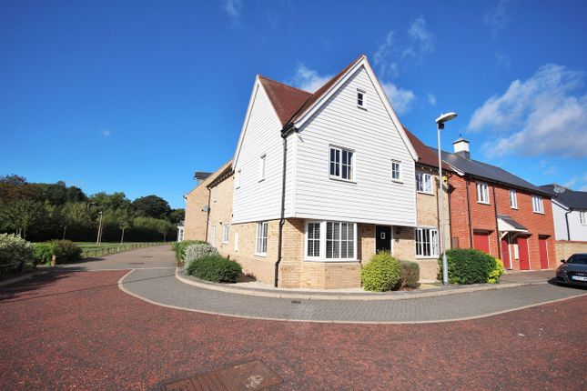 Thumbnail Detached house for sale in Lungley Rise, Colchester