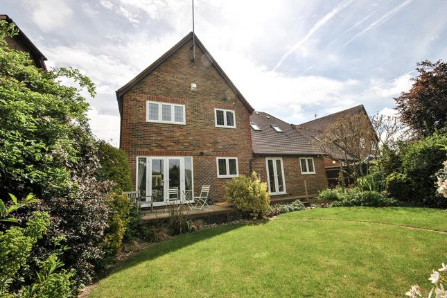 Thumbnail Detached house for sale in Phoebes Orchard, Stoke Hammond, Milton Keynes
