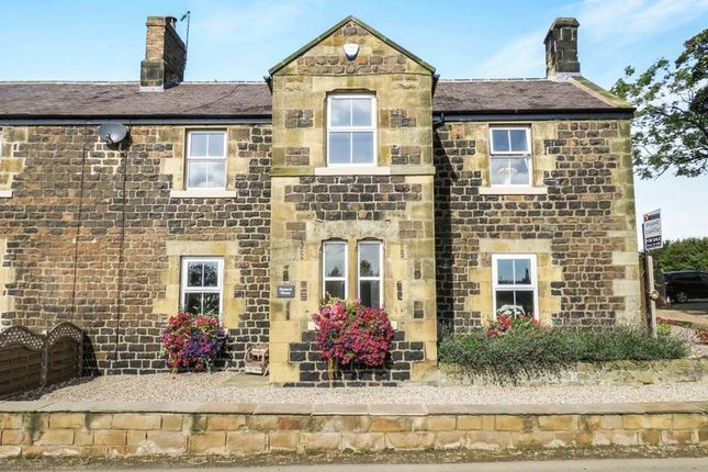 Thumbnail Semi-detached house for sale in Stamford, Alnwick