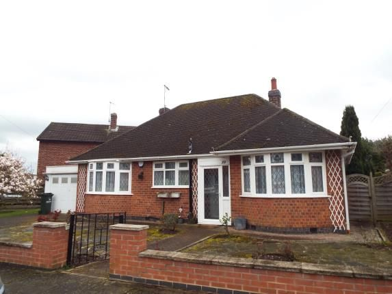 Thumbnail Bungalow for sale in Salcombe Drive, Redhill, Nottingham