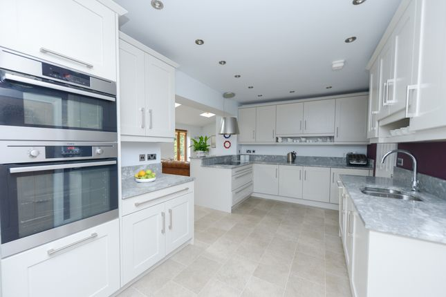 Thumbnail Detached house for sale in The Green, Hasland, Chesterfield