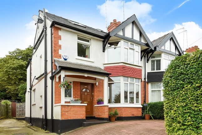 4 bed semi-detached house for sale in Hollickwood Avenue, London