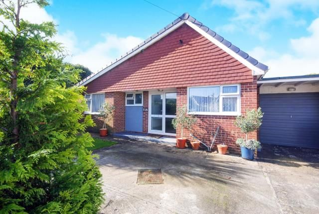 Thumbnail Bungalow for sale in Whites Mead, Sandown