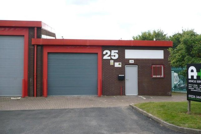 Thumbnail Warehouse to let in Mitchell Road, Wombwell, Barnsley