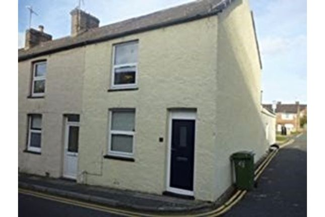 Thumbnail End terrace house to rent in St. Pauls Terrace, Bangor