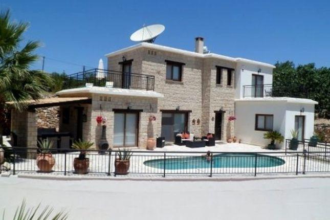 Thumbnail Detached house for sale in Mesoggi, Mesogi, Paphos, Cyprus