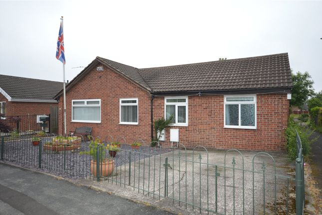 Thumbnail Detached bungalow for sale in Mandarin Way, Leeds, West Yorkshire