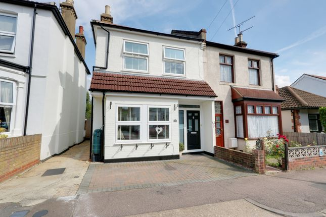 4 bed semi-detached house for sale in Fairleigh Drive, Leigh-On-Sea, Essex