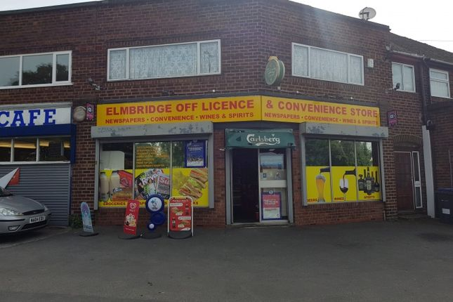 Thumbnail Retail premises for sale in Elmbridge Rd, Great Barr