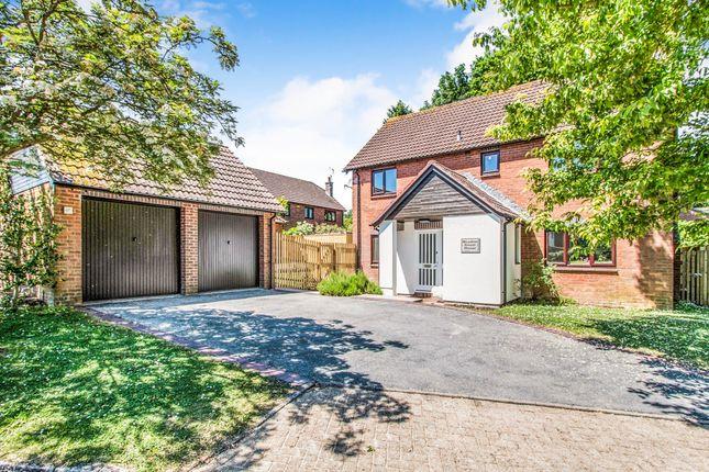 Thumbnail Detached house for sale in Lancaster Road, Dorchester