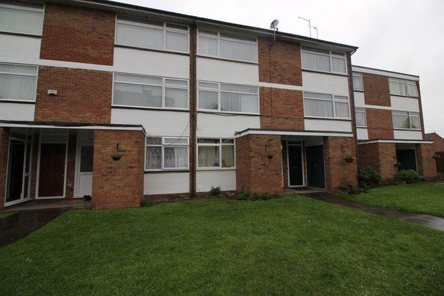 Thumbnail 2 bedroom maisonette to rent in Brunswick Street, Leamington Spa