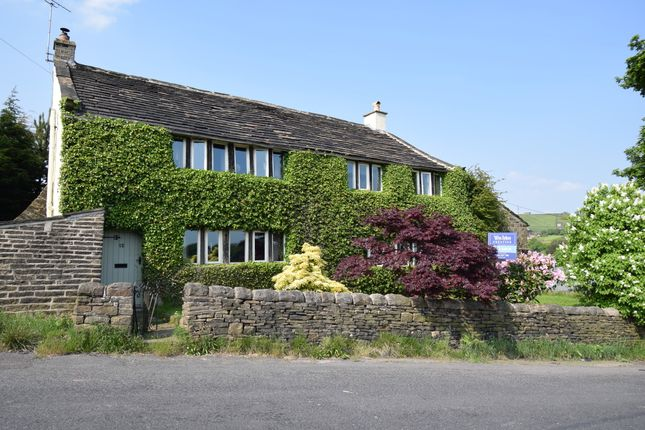 Thumbnail Detached house for sale in Waller Clough, Bolster Moor, Huddersfield