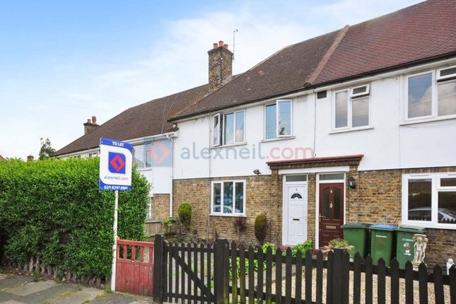 Thumbnail Terraced house to rent in Tallis Grove, London