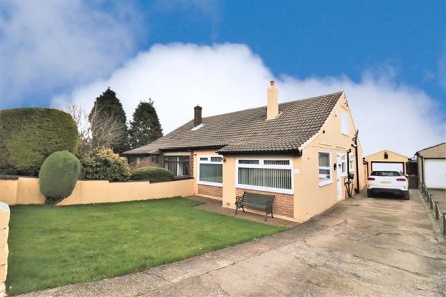 3 bed semi-detached bungalow for sale in Glendale Drive, Wibsey, Bradford BD6