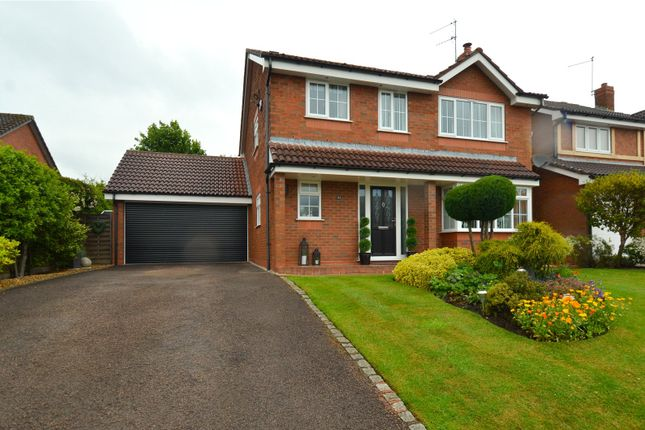 Thumbnail Detached house for sale in Meadowvale Road, Lickey End, Bromsgrove