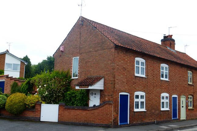 Thumbnail Cottage for sale in Westgate, Southwell