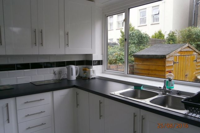 Thumbnail Terraced house to rent in Muller Avenue, Bristol