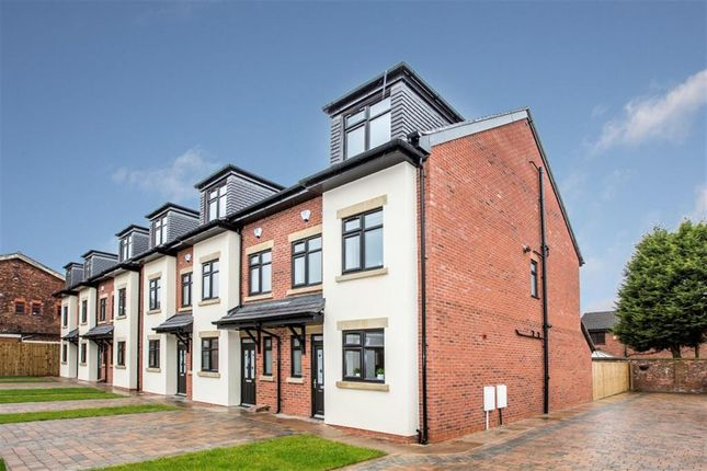 Thumbnail Town house to rent in Green View, Higher Green Lane, Astley
