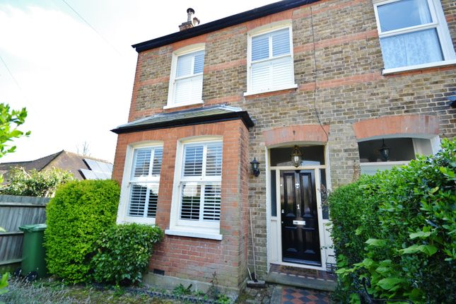 Thumbnail Semi-detached house for sale in Briscoe Road, Hoddesdon