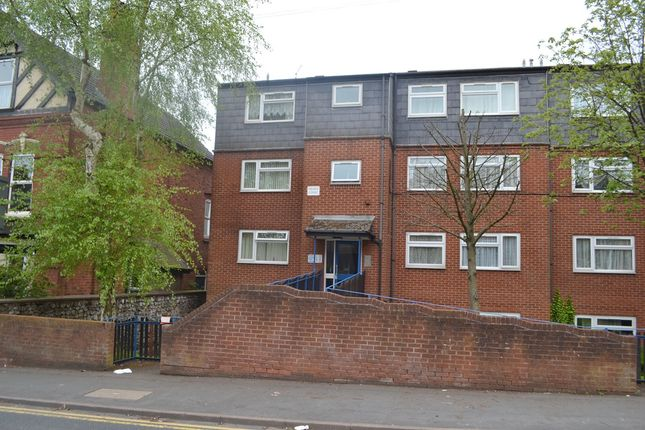 Front Elevation of Grange Court, Dudley DY1