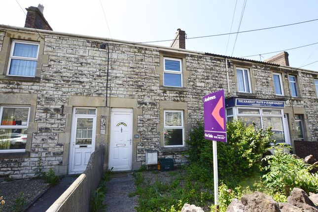 Thumbnail Terraced house for sale in Radstock Road, Midsomer Norton, Somerset