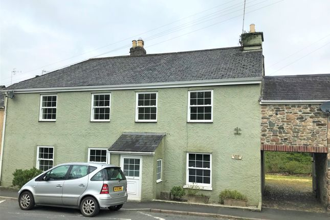 Thumbnail Terraced house for sale in Plymouth Road, South Brent