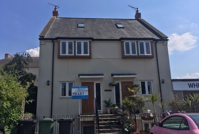 Thumbnail Semi-detached house to rent in Union Street, Wells