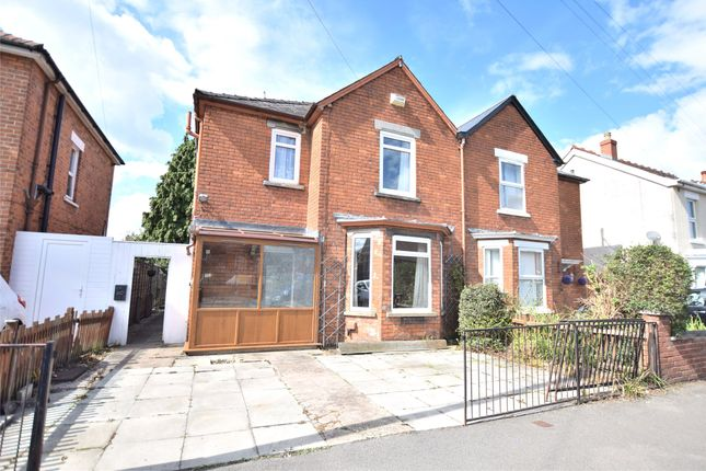 Thumbnail Semi-detached house for sale in Calton Road, Gloucester, Gloucestershire