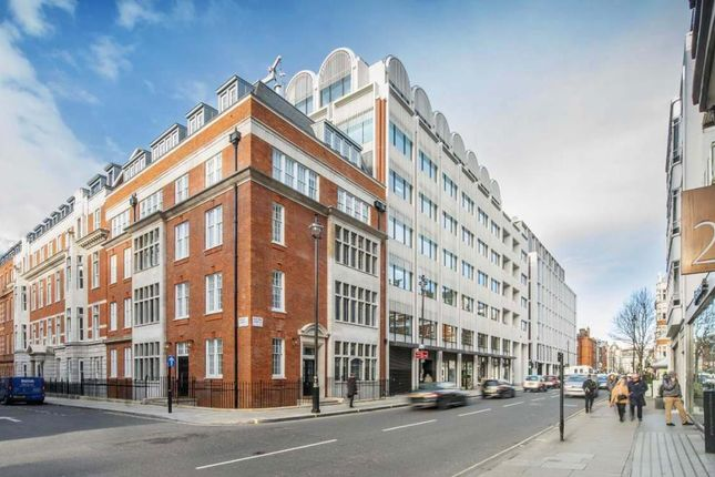 Thumbnail Flat for sale in Mortimer Street, London