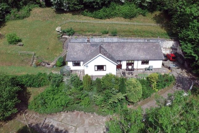 Thumbnail Detached bungalow for sale in Llandyfriog, Newcastle Emlyn
